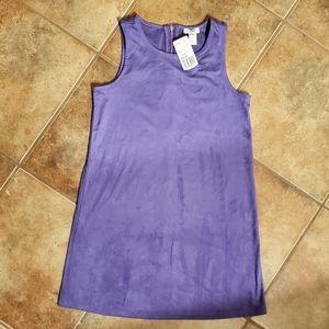 🆕️ NWT Girl's Velour Dress
